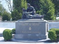 Friend to Friend Masonic Memorial.JPG